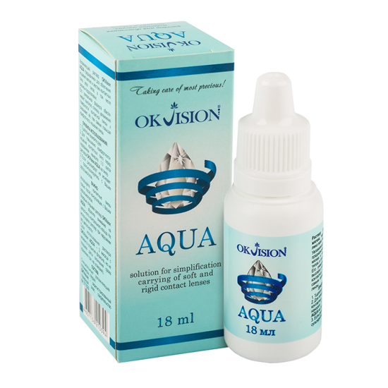 OkVision Aqua 18 мл