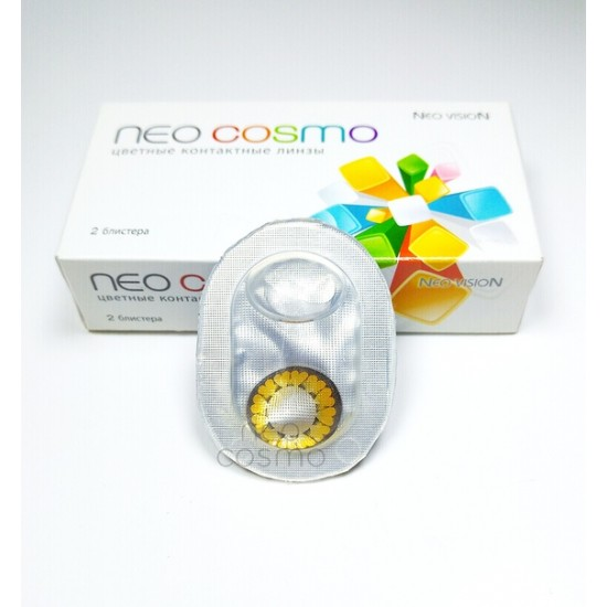 Neo Cosmo 2-tone N064 Brown
