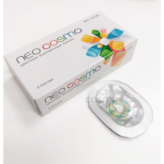 Neo Cosmo 4-tone N422 Green
