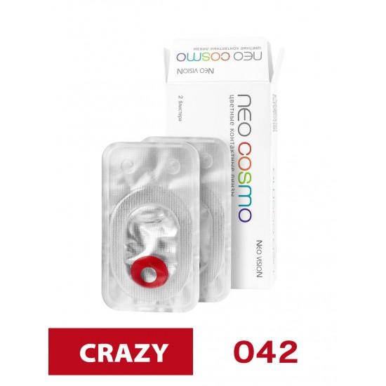 Neo Cosmo crazy N042 Красный глаз